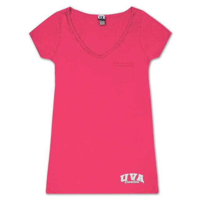 UVA Offense Ladies Pocket Tee