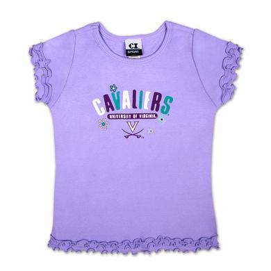 UVA Girls Lettuce T-shirt