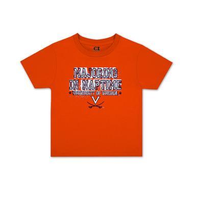 UVA Toddler Major Nap Time T-shirt