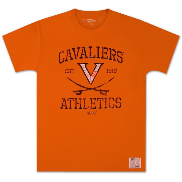 UVA Vintage Crew T-shirt