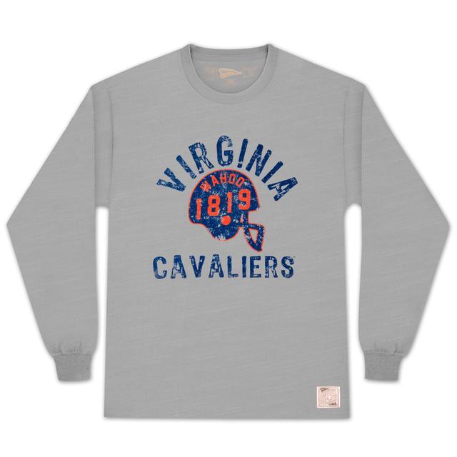 UVA Longsleeve Slub T-shirt