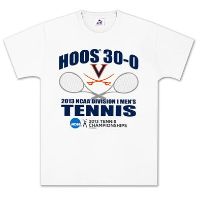 UVA NCAA Tennis Undefeated T-Shirt