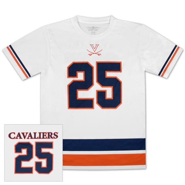 UVA #25 Football Jersey T-Shirt