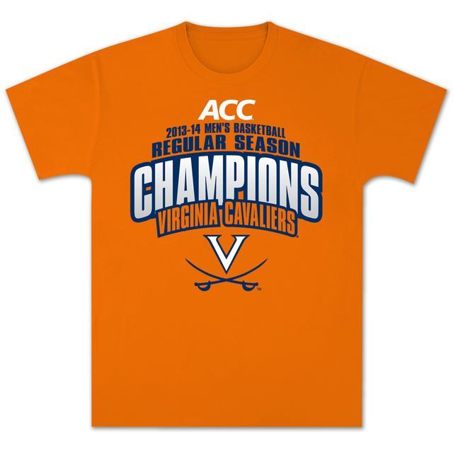 UVA 2014 ACC Champions T-Shirt