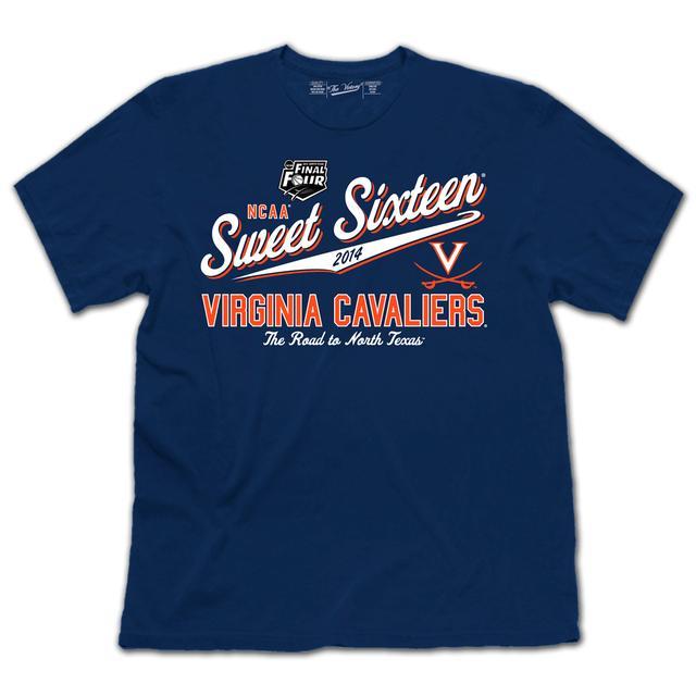 UVA 2014 Sweet Sixteen Script T-Shirt