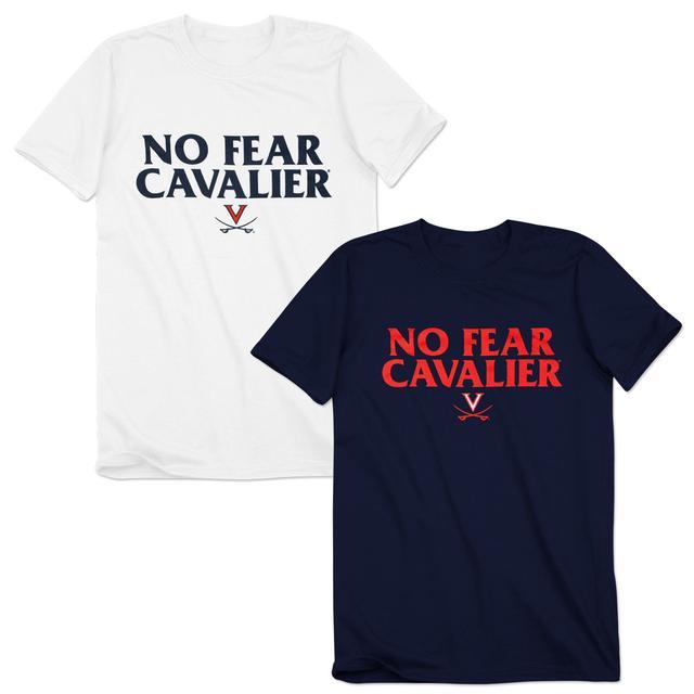 UVA No Fear Cavalier Premium T-Shirt