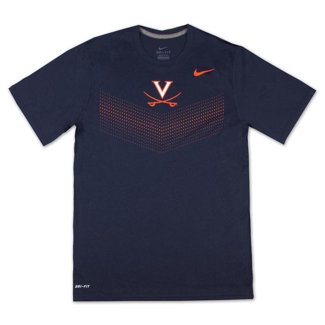 UVA Nike Legend Sideline T-Shirt