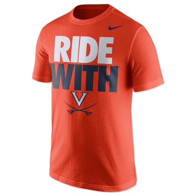 UVA Ride With T-Shirt
