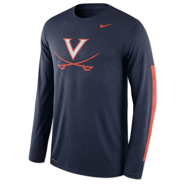 UVA Legend DNA Wordmark T-Shirt