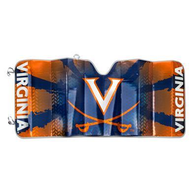 UVA Athletics University of Virginia Auto Sunshade