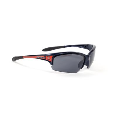 UVA Athletics University of Virginia Temple Blade Elite Sunglasses