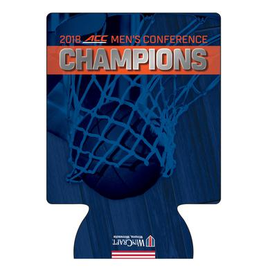UVA Athletics University of Virginia 2018 ACC Champs Can Cooler