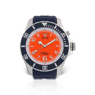 UVA Athletics University of Virginia 55mm Watch - OVERSIZED