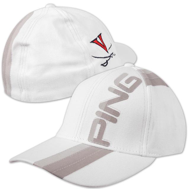 UVA PING Brushed Twill Gradient Stretch Cap
