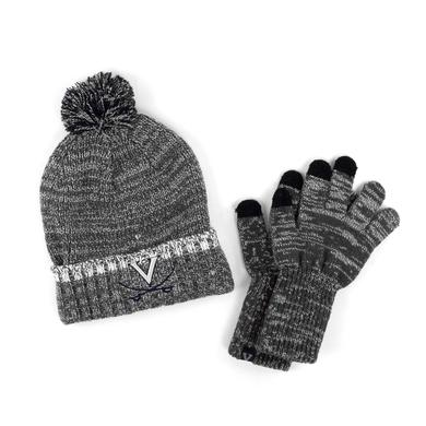 UVA Athletics University of Virginia Frostbite TOW Knit and Gloves