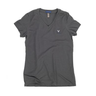 UVA Athletics University of Virginia Ladies V-Neck T-shirt