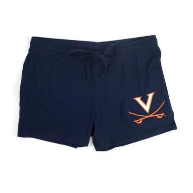 UVA Athletics University of Virginia Cavaliers Ladies Shorts