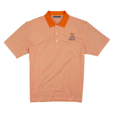 UVA Athletics University of Virginia 2018 ACC Champions Stripe Polo