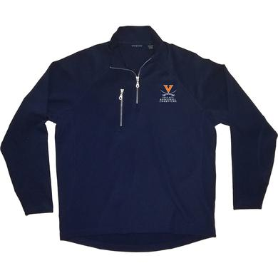 UVA Athletics University of Virginia 2018 ACC Champions AQUATECH Half-Zip Pullover