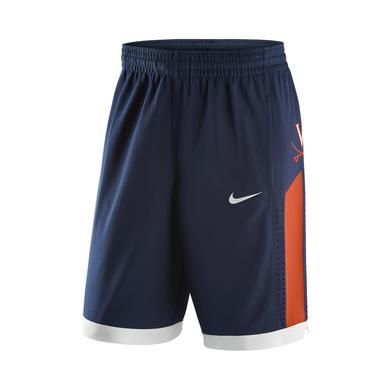 UVA Athletics University of Virginia 2018 Nike Navy Basketball Shorts