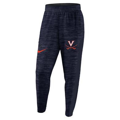 UVA Athletics University of Virginia 2018 Nike Navy Basketball Sweatpants