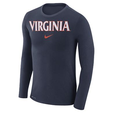 UVA Athletics University of Virginia LS T-shirt