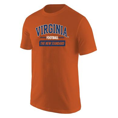 UVA Athletics University of Virginia Football The New Standard Arch T-shirt