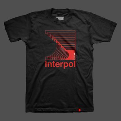 Interpol Gradation Unisex Tee