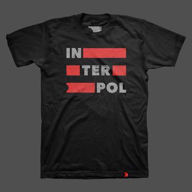 Interpol Bars Unisex Tee