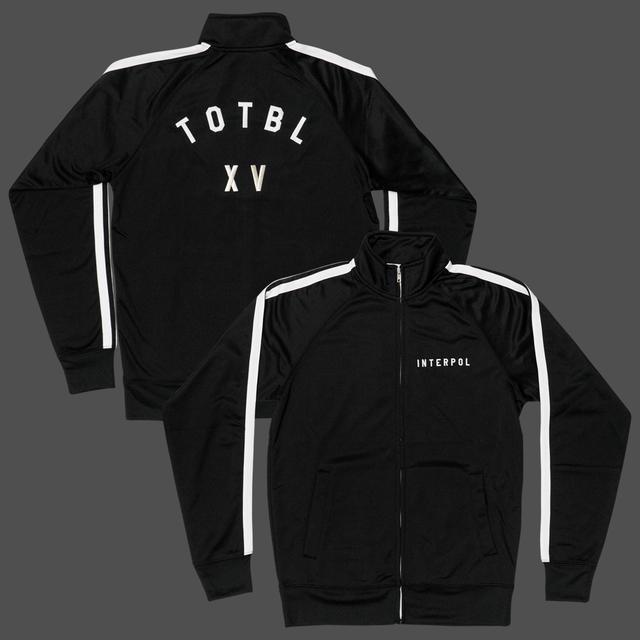 Interpol TOTBLXV Track Jacket