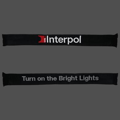 Interpol TOTBLXV Scarf