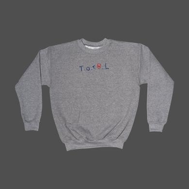 Interpol Stitched Youth Crewneck