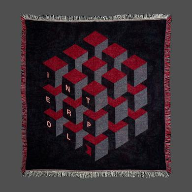 Interpol Cubed Blanket