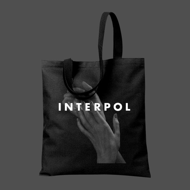 Interpol Hands Tote Bag