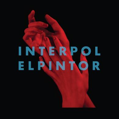 Interpol El Pintor CD