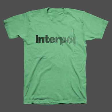 Interpol Disruption Unisex Tee (Heather Kelly)