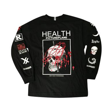 HEALTH Death Magic 2015 Tour Long Sleeve