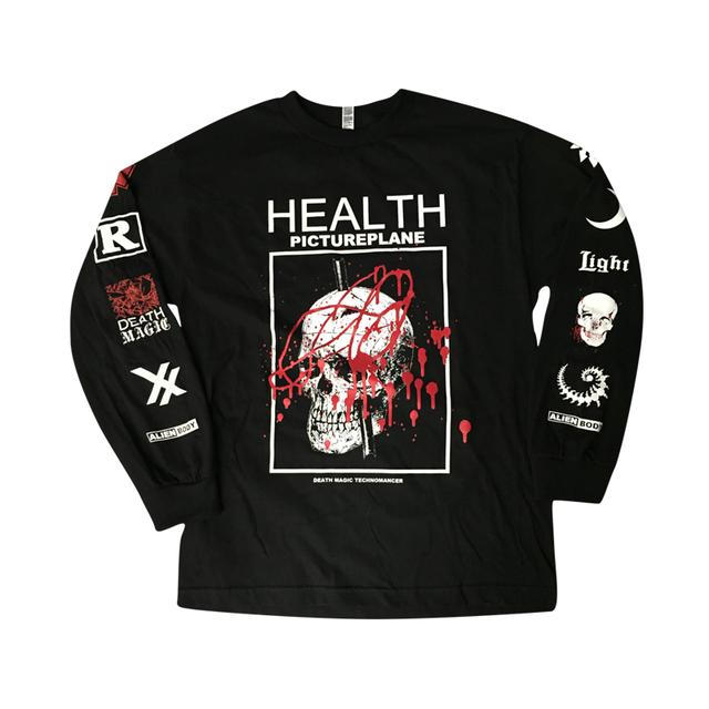 HEALTH Death Magic 2015 Tour Long Sleeve