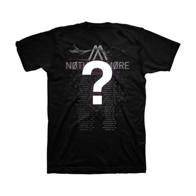 Nothing More Jenny Tour 2015 Unisex Tee
