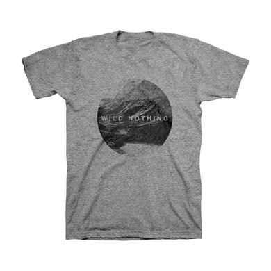Wild Nothing Mountain Tee (Heather Grey)