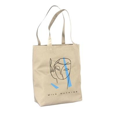 Wild Nothing Disguise Tote Bag
