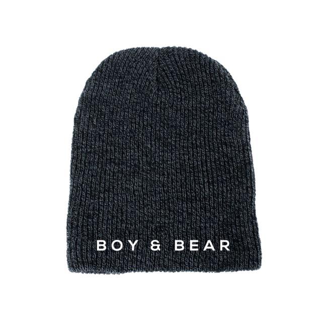 Boy & Bear Logo Beanie