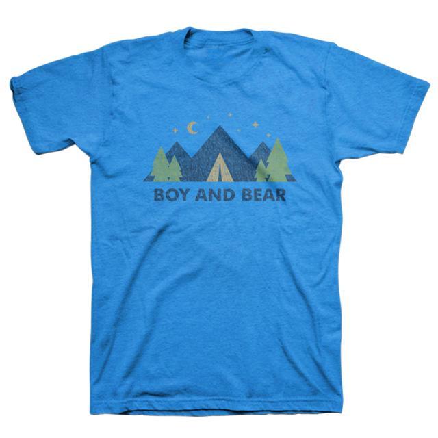 Boy & Bear Camp Unisex Tee