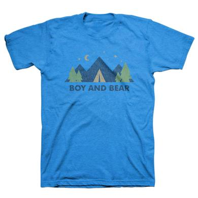 Boy & Bear Camp Unisex Tee