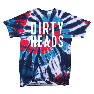 Dirty Heads Stacked Dye Tee