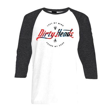 Dirty Heads Found My Zone Mens Raglan
