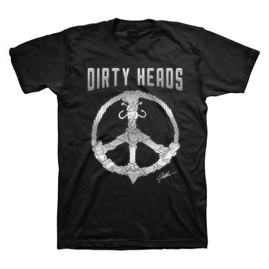 Dirty Heads Shark Teeth REFLECTIVE Unisex Tee
