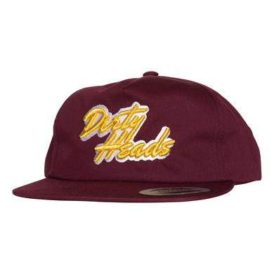 Dirty Heads Brush Script Hat