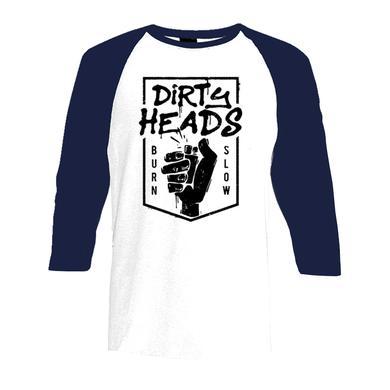 Dirty Heads Burn Slow Raglan