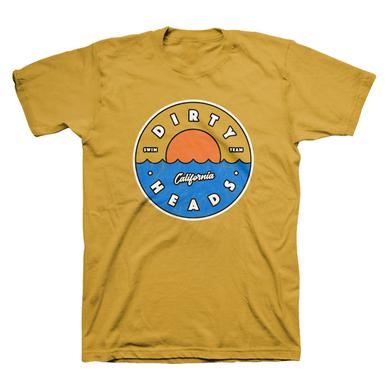 Dirty Heads Ocean Ripple Tee